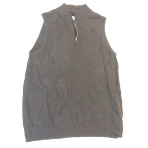 Broletto cashmere sweater vest